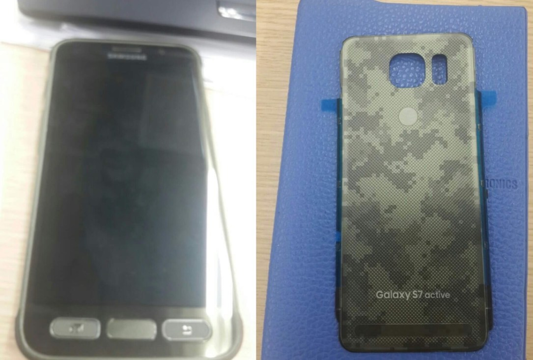 S7 Active Front Back