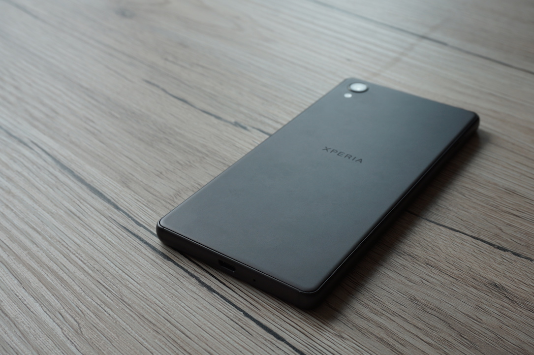 Sony Xperia X Unboxing2