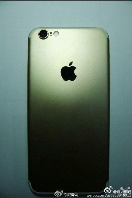 iPhone 7 Back Leak