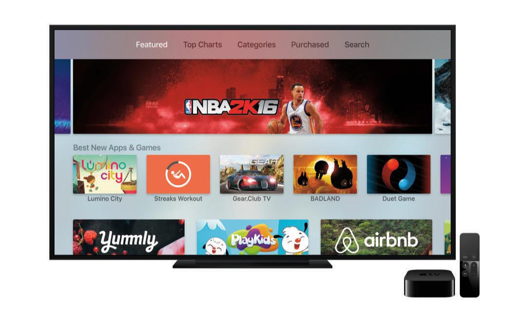 Apple TV: Neue Siri-Funktionen und Dark-Mode für tvOS