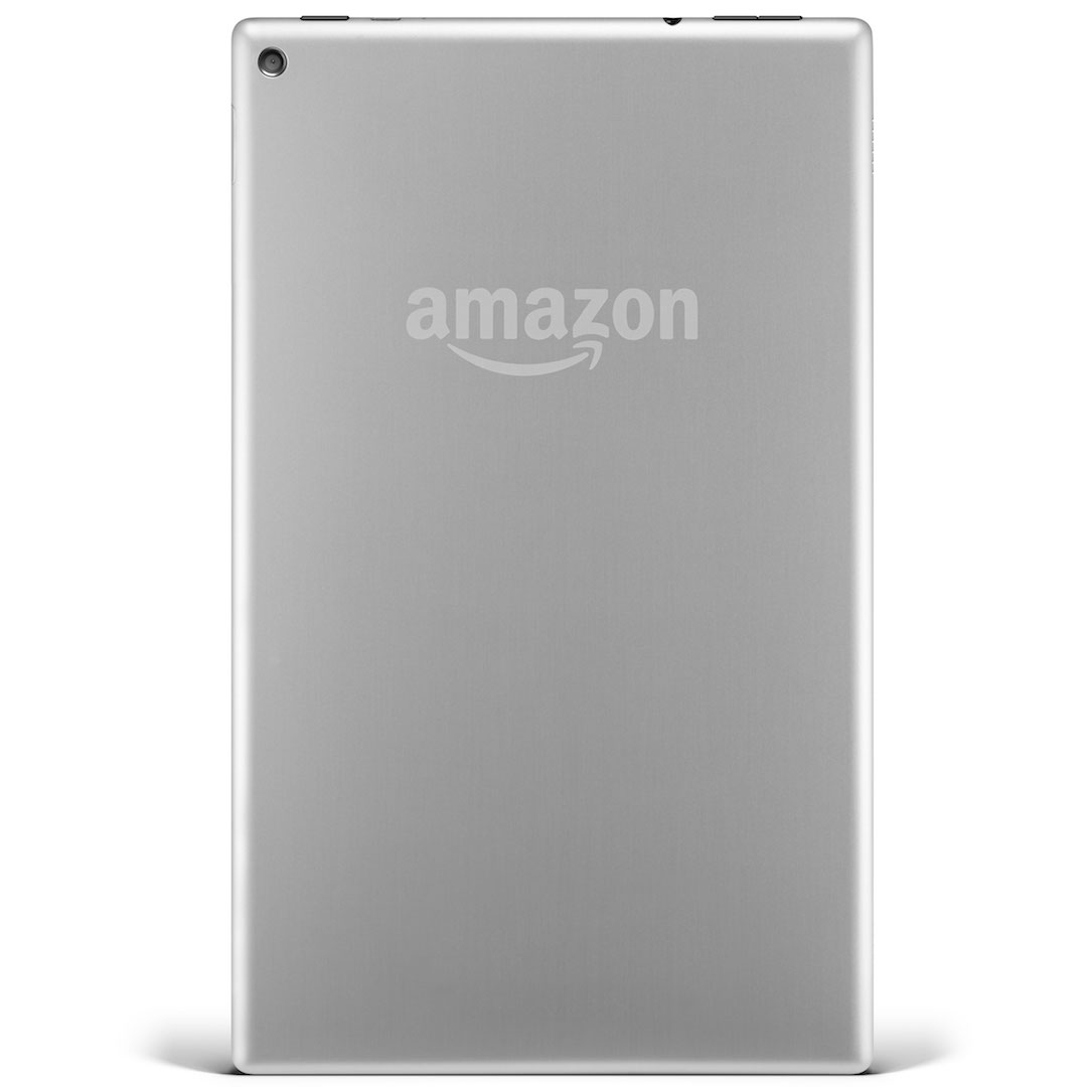 Amazon Fire HD 10 Aluminium