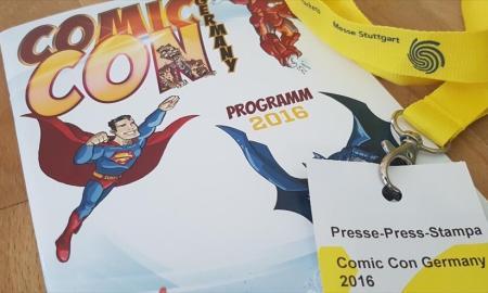 Comic Con Germany 2016 Stuttgart