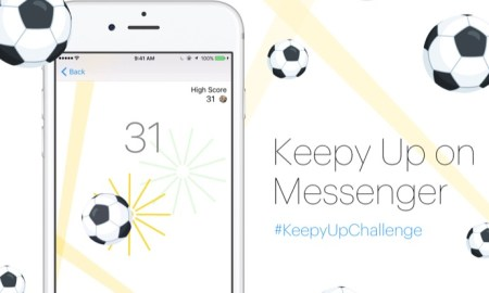 FB - Keepy Up