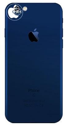 iPhone 7 Dunkelblau