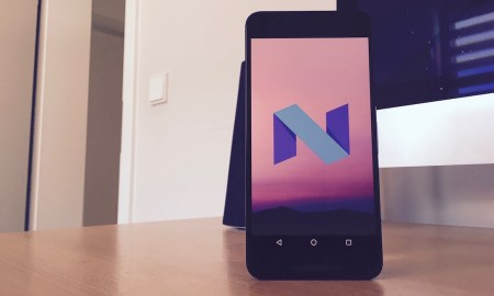 Android Nougat Header