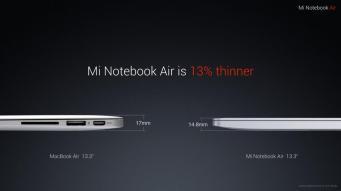 Mi notebook air 6
