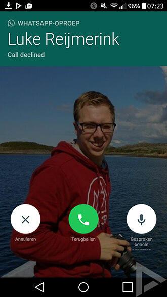 WhatsApp-voicemail