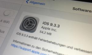 iOS 933