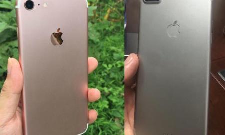 iPhone 7 Plus Dummies Header