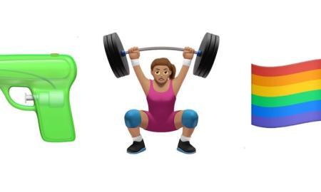 Apple iOS 10 Emoji Header