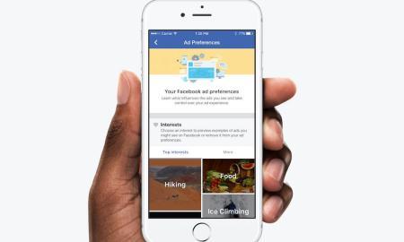 Facebook Werbung Header