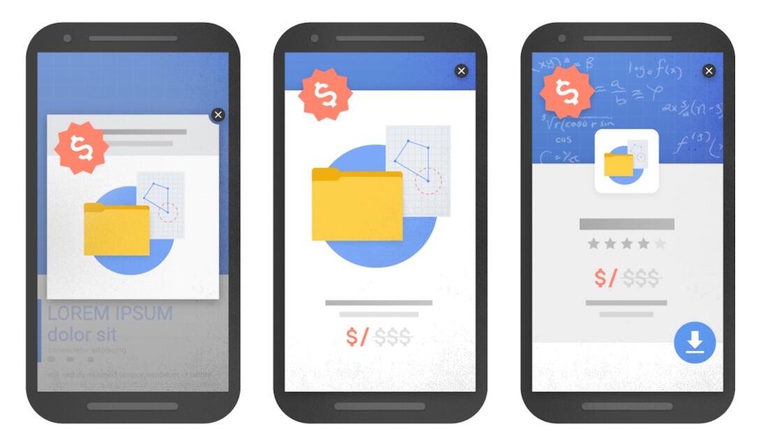 Google Mobile Neu
