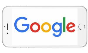 Google iPhone Header