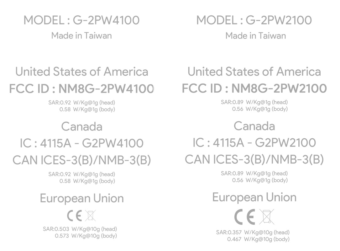 HTC Nexus FCC