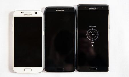 Samsung Galaxy Note 7 Handson Lars6