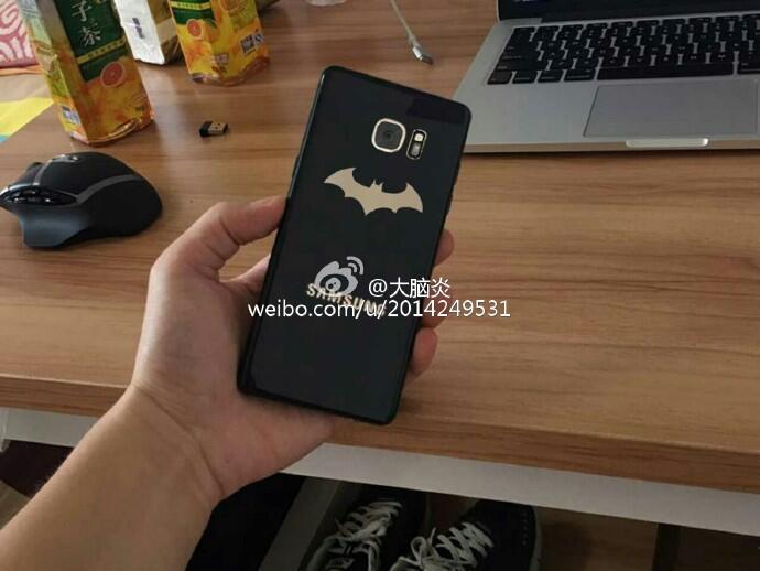 Samsung Galaxy Note 7 Injustice Edition 2