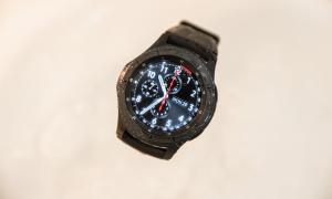 Samsung Gear S3 IFA4