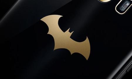 Samsung Injustice Batman Logo