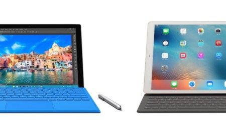 Surface iPad