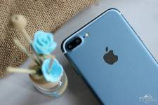 iPhone 7 Fake Blau3