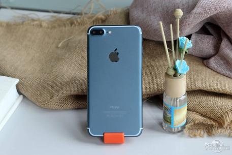 iPhone 7 Fake Blau9