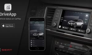 seat carplay app