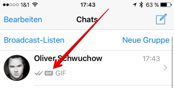whatsapp ios GIF iphone