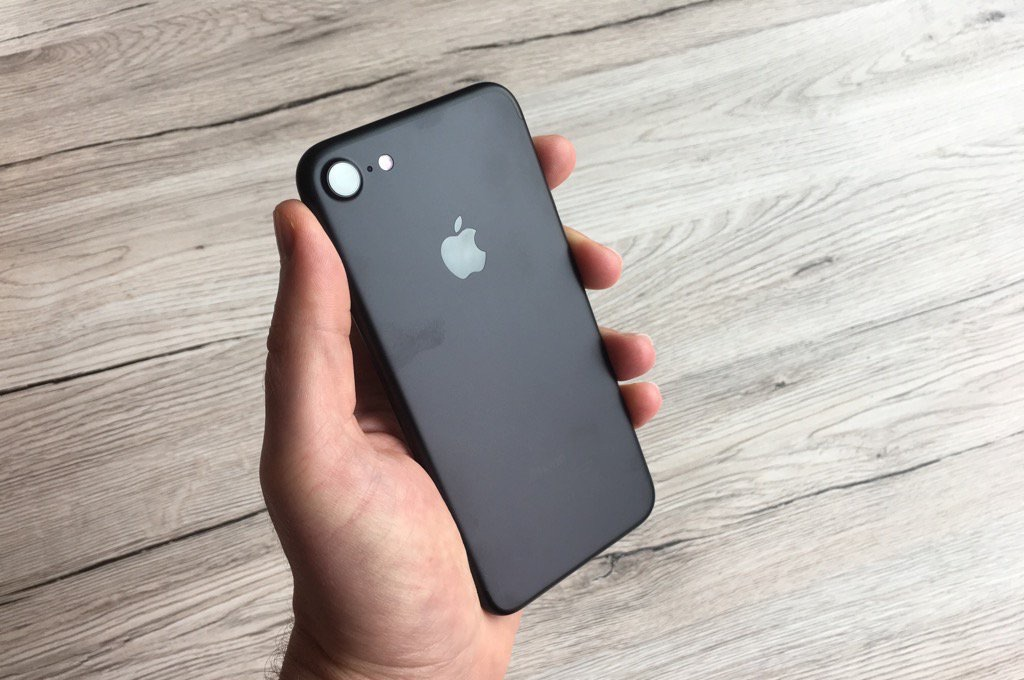 IPhone 7 Hohere SAR Werte