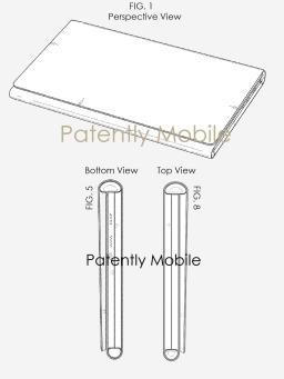 Screens: Patently Mobile via SamMobile