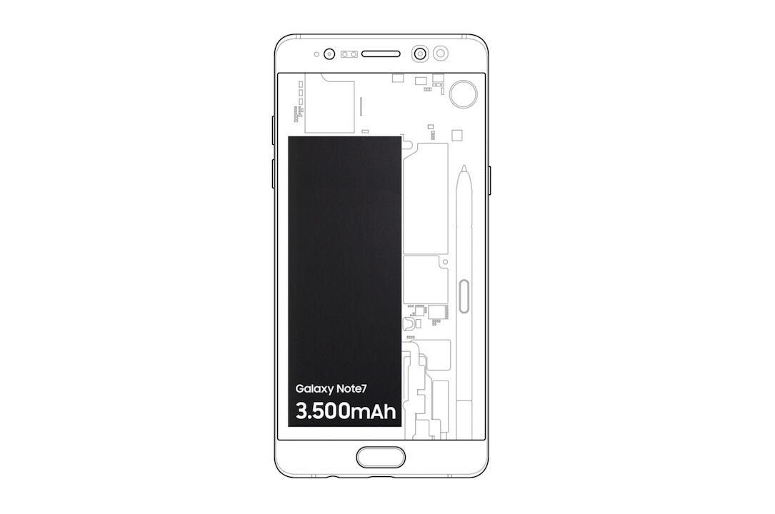 Samsung Galaxy Note 7: Probleme mit explodierenden Akkus, Verkaufsstart verschoben