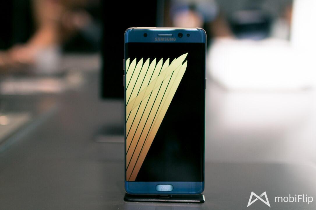 Samsung Galaxy Note 7: Unregelmäßig große Akkus waren Schuld am Fiasko