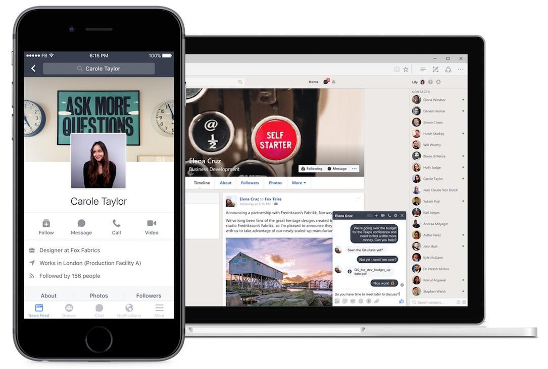 facebook-workplace-profile