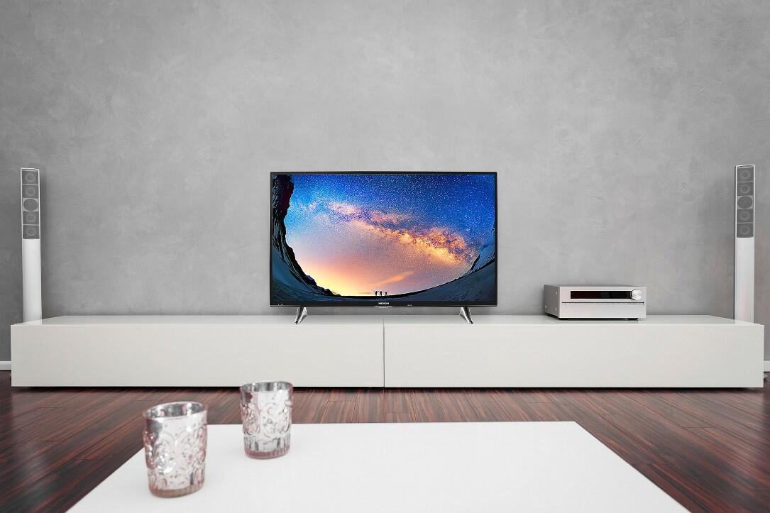 Medion Life X18068 55 Zoll Uhd Tv Ab 24 November Für 499 Euro Bei