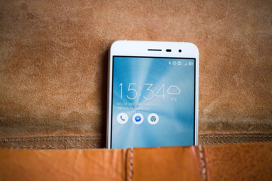 Asus ZenFone Zoom S: Dual-Kamera-Handy kommt noch im Juni