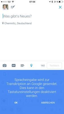 Google_Gboard_iOS_Spracheingabe_2