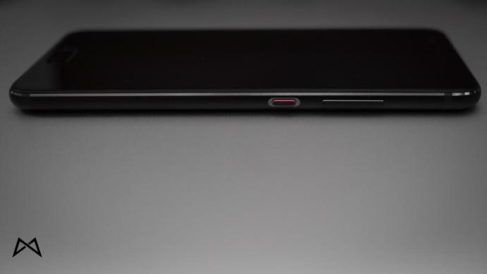 Huawei P10 Powerbutton