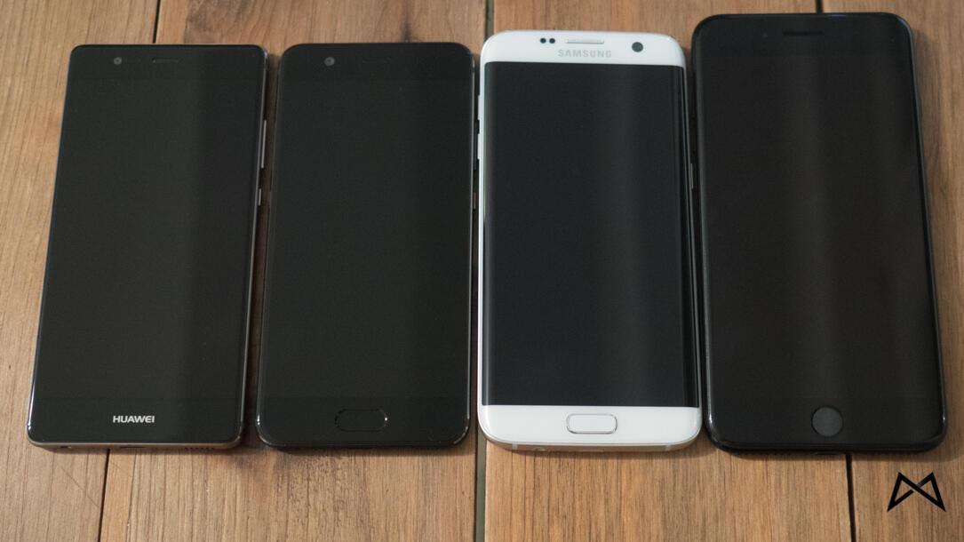 Huawei P10 im Vergleich
