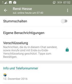 whatsapp status profil