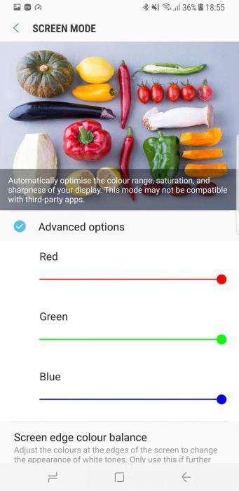 Samsung-Galaxy-S8-Plus-Rot-Display-Update2