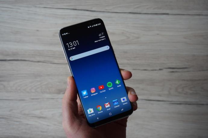Samsung Galaxy S8 (Plus): Oreo-Update wird in Deutschland