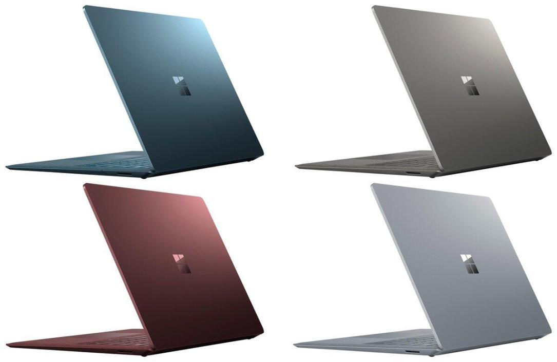 Das ist der Microsoft Surface Laptop