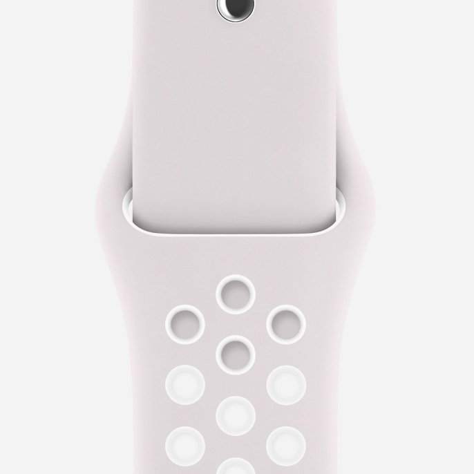 Apple Watch Nike Band Violett