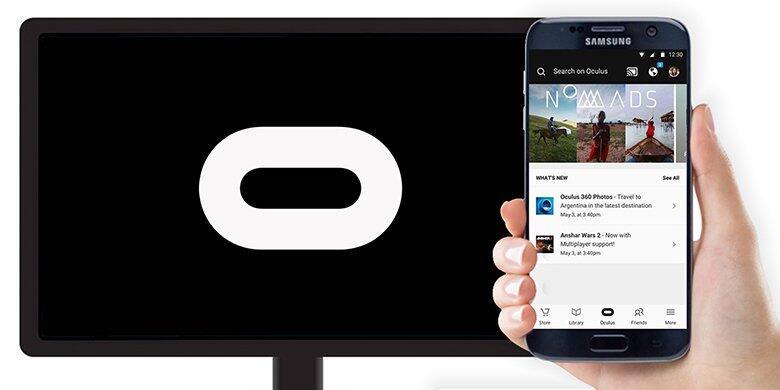 Samsung Gear VR ist jetzt kompatibel mit Chromecast