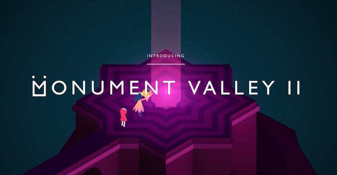 Monument Valley 2 für Apple iOS veröffentlicht