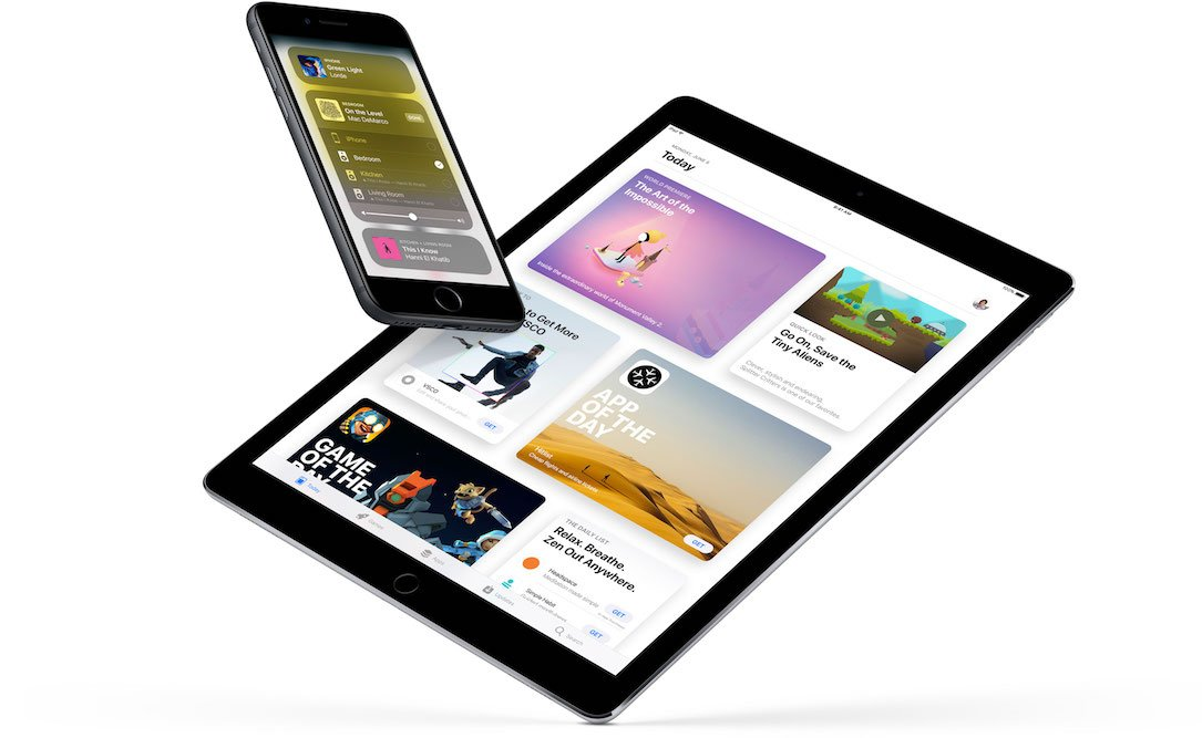 Apple Ios 11 Header