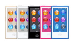 Apple Ipod Nano Header