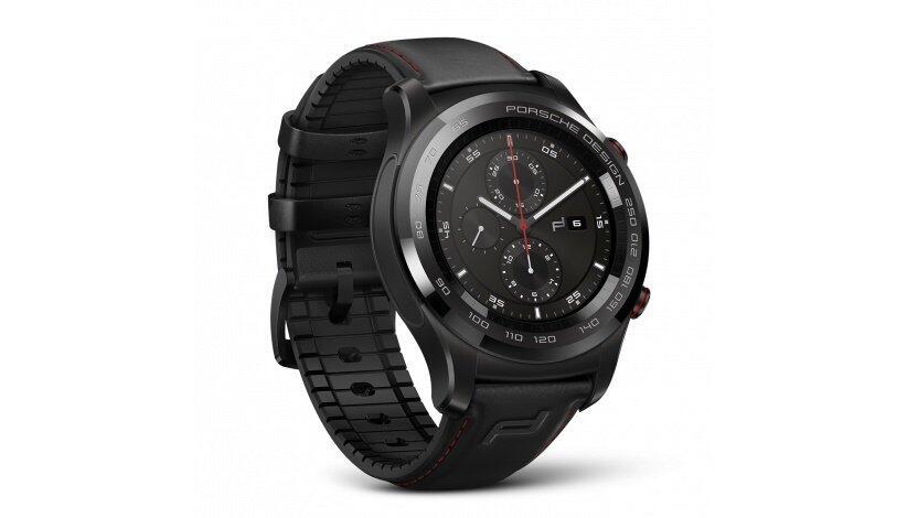 Huawei Watch 2 Porsche Edition