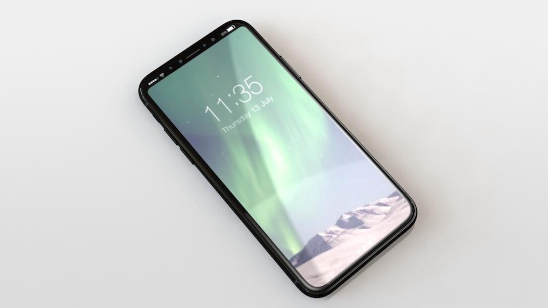 Iphone 2017 Render1