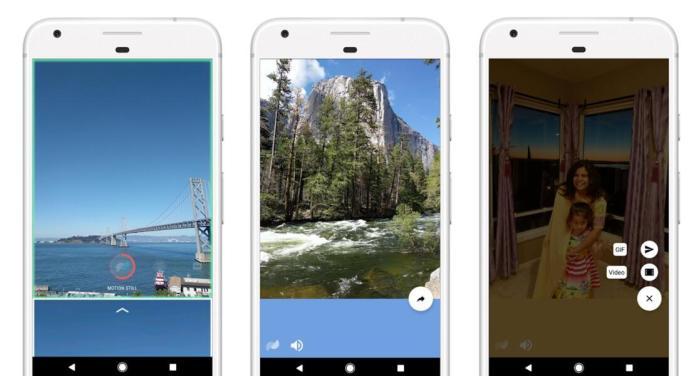 Motion Stills Android
