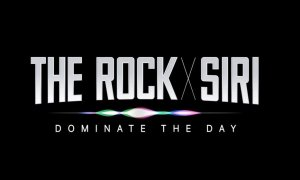 The Rock Siri